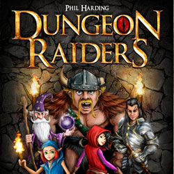 Dungeon Raiders Cover