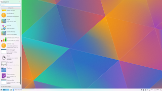 Kubuntu 15.04 Vivid Vervet