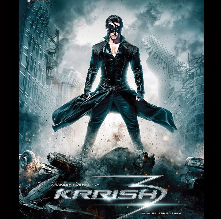 Krrish 3 Fresh wallpapers and posters ~ Allfreshwallpaper