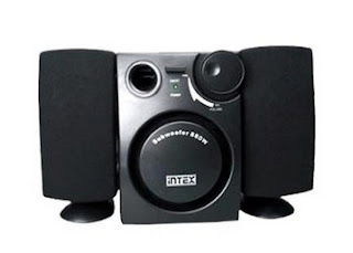 Paytm : Buy Intex M/M IT-880S 2.1 Multimedia speaker at Rs.559 only after cashback only:buytoearn