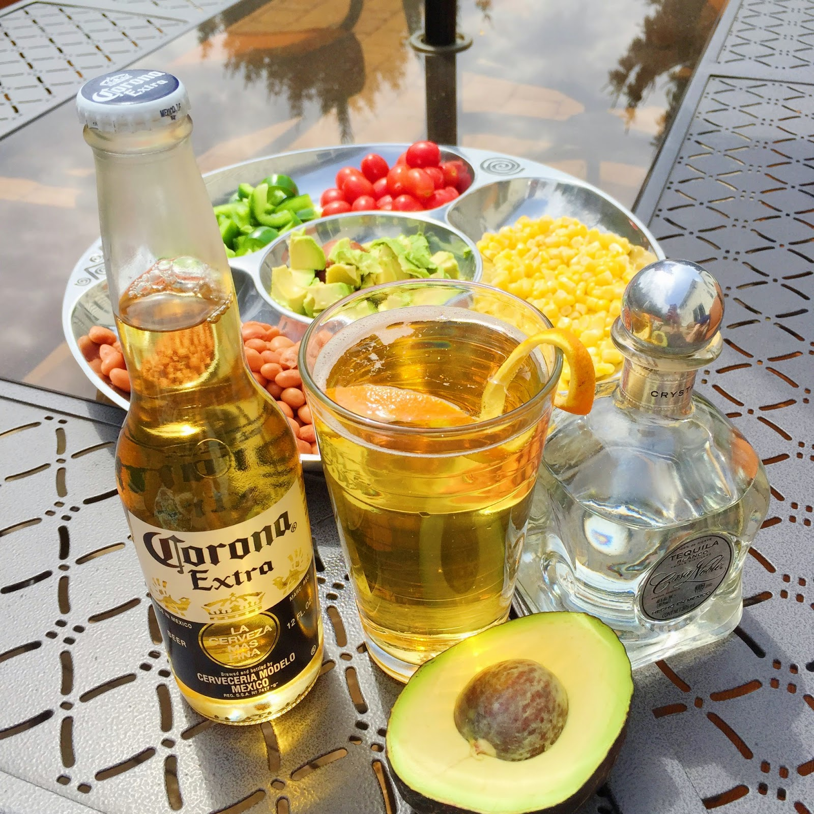 Corona Sunset, Casa Noble, Cinco de Mayo, Recipe, Cocktail