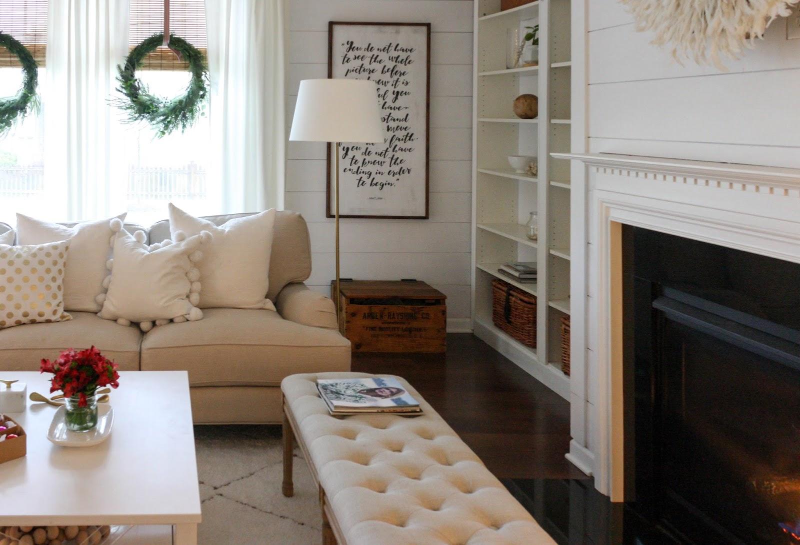 blogger stylin home tour christmas 2015 house seven design build