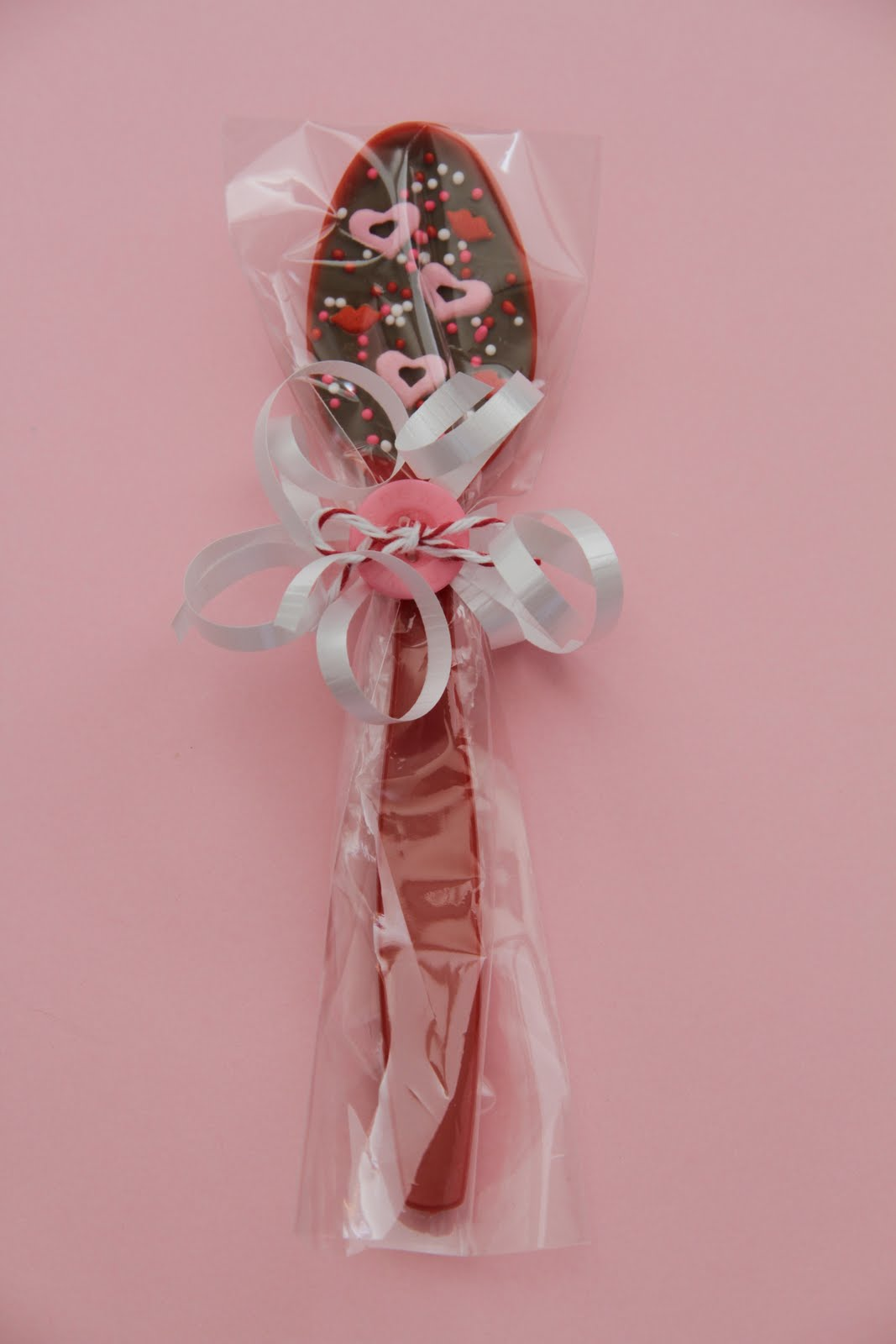 The Paper Boutique: Chocolate Party Spoons for Coffee or Cocoa and ...