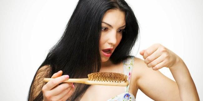 Kesehatan : Solusi Rambut Rontok