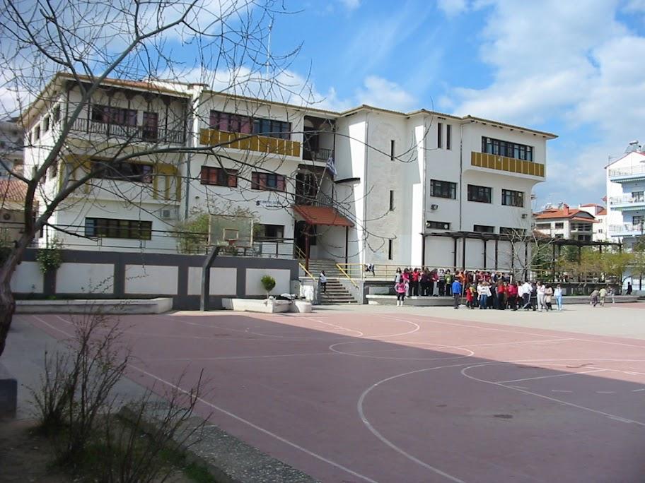 Το 8ο Δημοτικό Σχολείο Έδεσσας