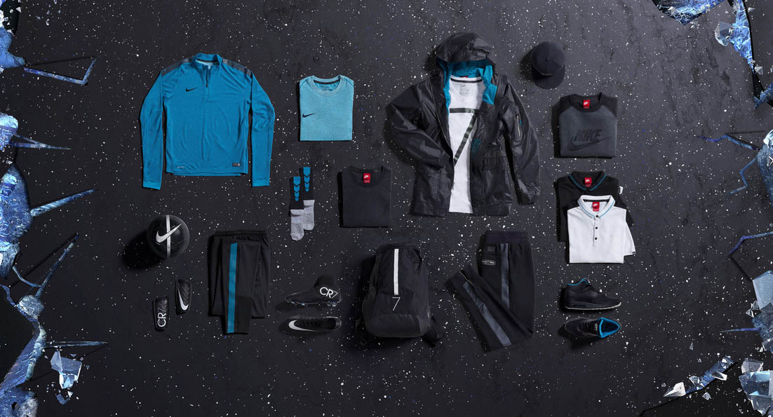 This is the new Nike CR7 Holiday 2014 Gala Collection Nike Mercurial Cr7 Collection