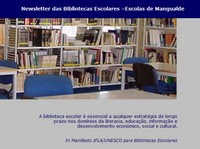 Newsletters da Biblioteca