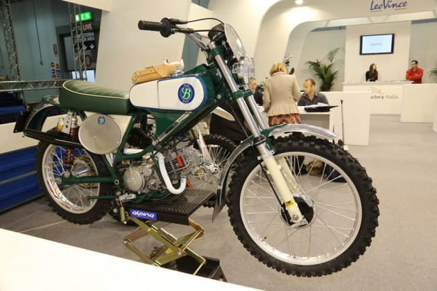 Moto Bylot 175 six days scrambler | vintage Off-road Motorcycle