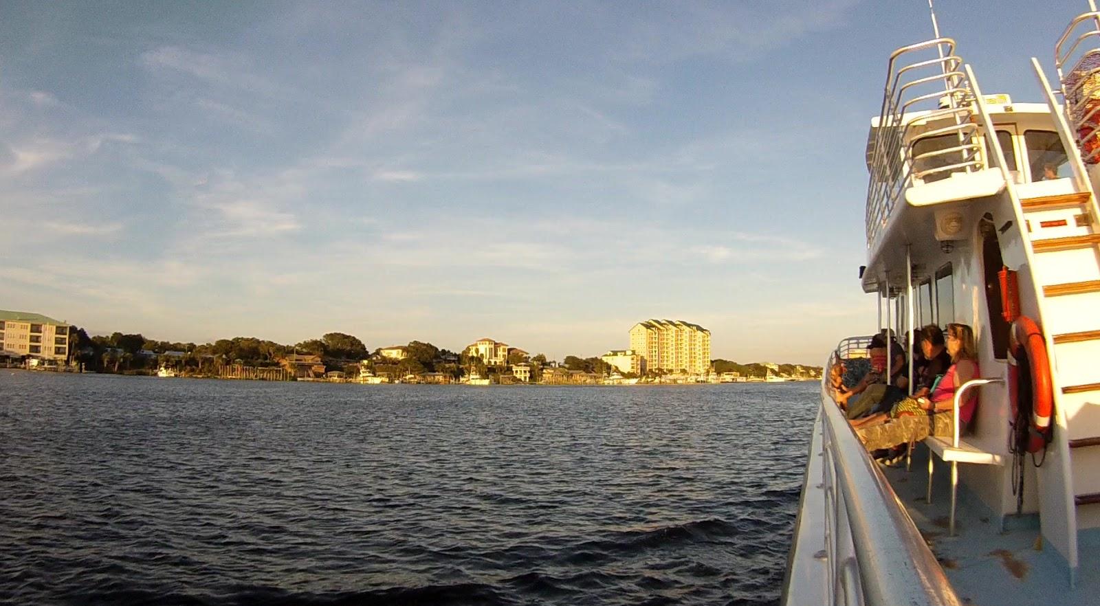 Hafenrundfahrt durch Destin, Florida