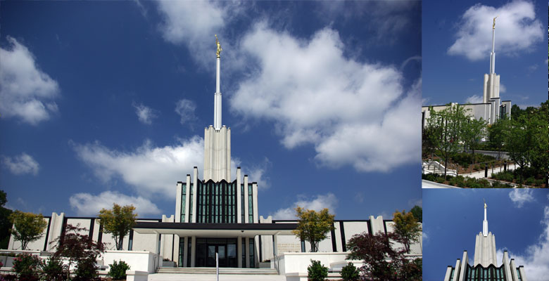 Atlanta Georgia Temple, June 24, 2011