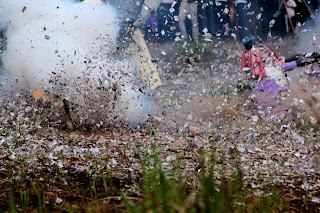Pesta Bedug masyarakat Perigi-Lengkong