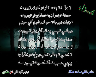 Pashto Nazam New