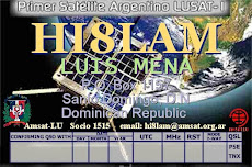 QSL AMSAT LU