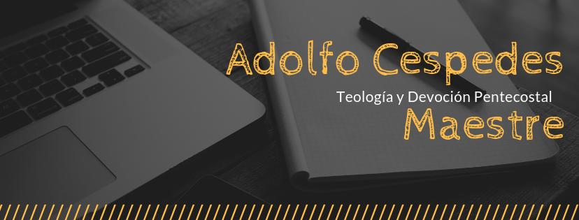 Adolfo Cespedes Maestre.