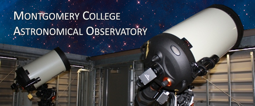 Montgomery College Observatory