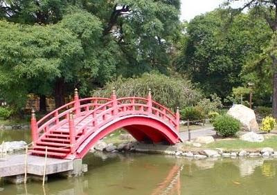 Jard n japon s for Jardin japones horarios