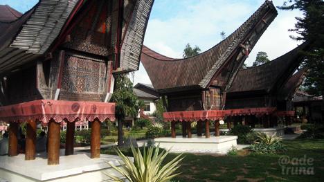 Rumah Tradisional Di Kota