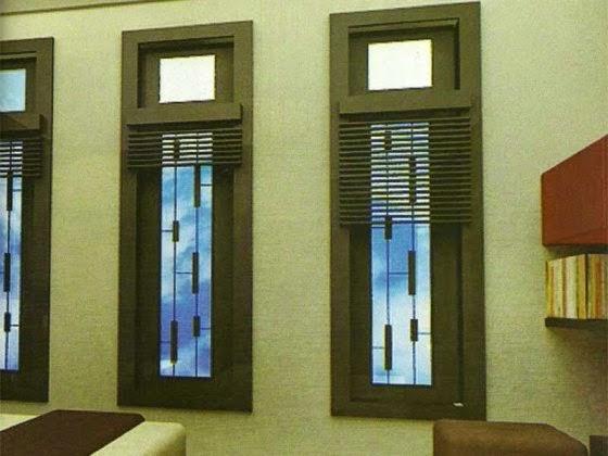 Model Jendela Rumah Minimalis Modern Terbaru