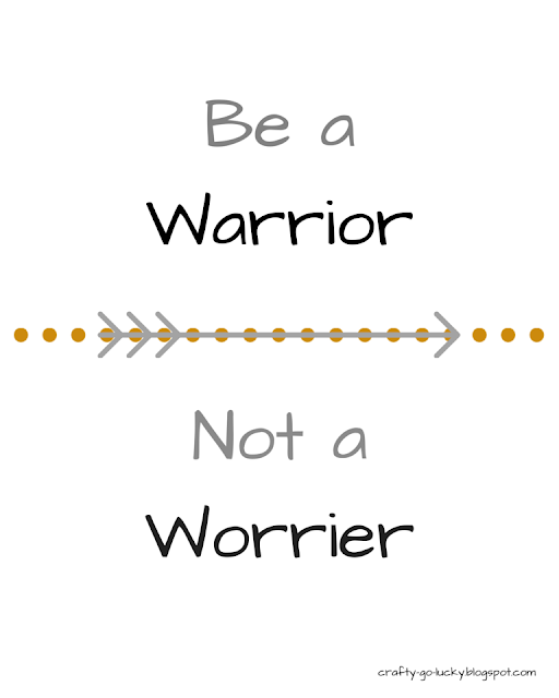 What I love Most About My home...& Be A Warrior...Free Printable's