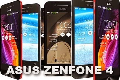 Harga Asus Zenfone 4 Beserta Kelebihan dan Kelemahan
