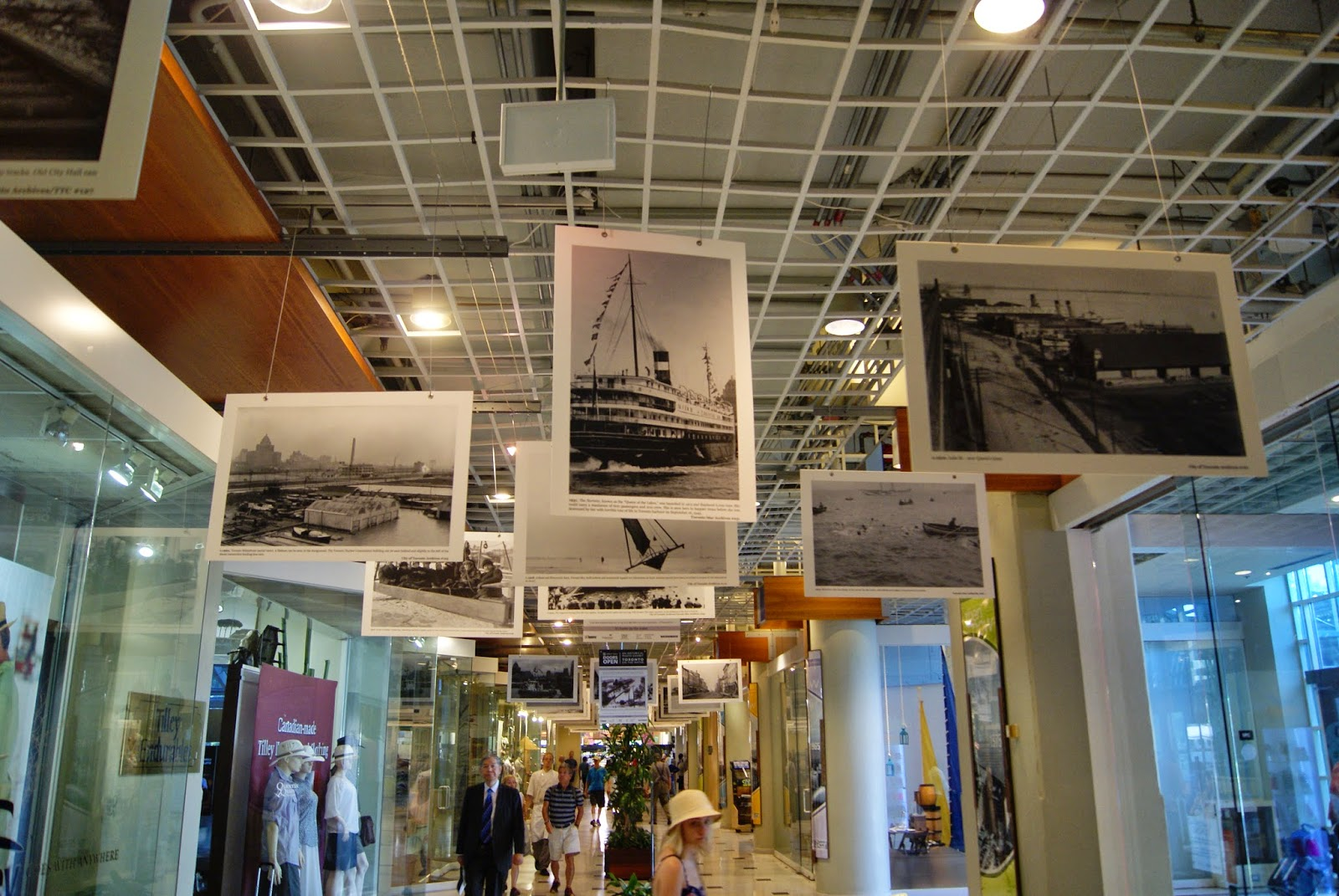 Toronto On The Water, Queens Quay Terminal Building, Museum of Inuit Art: Matchbox: A Retrospective, Culture, Arctic, Native, Toronto, Canada, Canadian Artist, Gallery, The Purple Scarf, Melanie.Ps, Photography, history, archival, waterfront