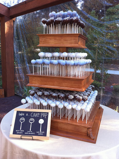 Madly Stylish Events Spectacular Cake Pop Stands