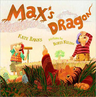 max's dragon book cover