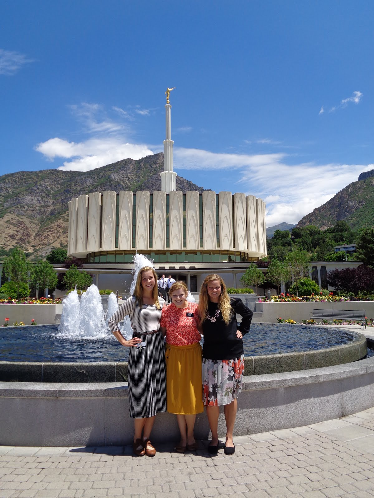 MTC Companions Sister Judd and Sister Stowell