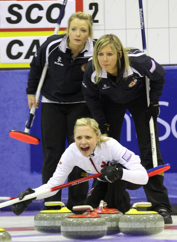 eve muirhead curling. Scotland#39;s Eve Muirhead, Anna
