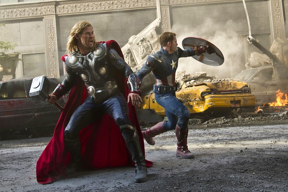 The Avengers, Photograph