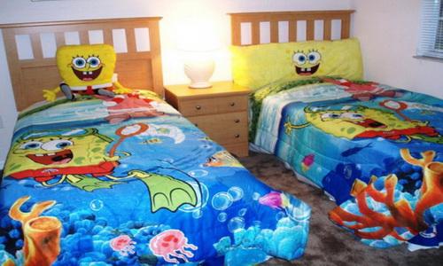 Tips menata dan mendekorasi kamar tidur anak - Gudang Art