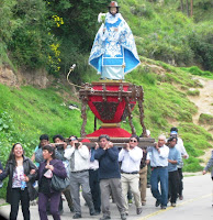 A Lively Procession