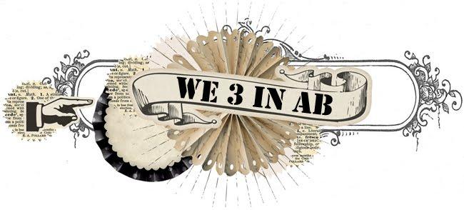 We 3 in AB
