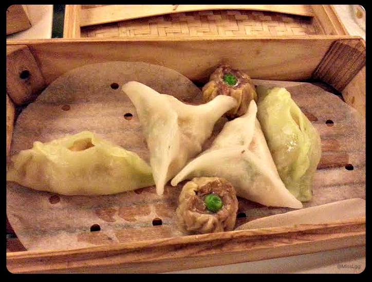dim sum variados - Restaurante chino mey-mey Valencia