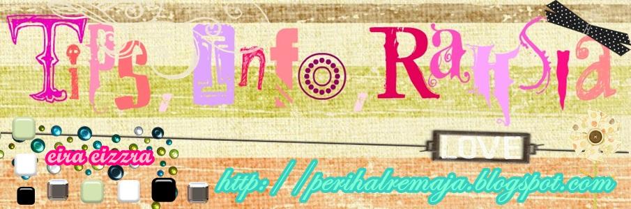 tips,info,rahsia....