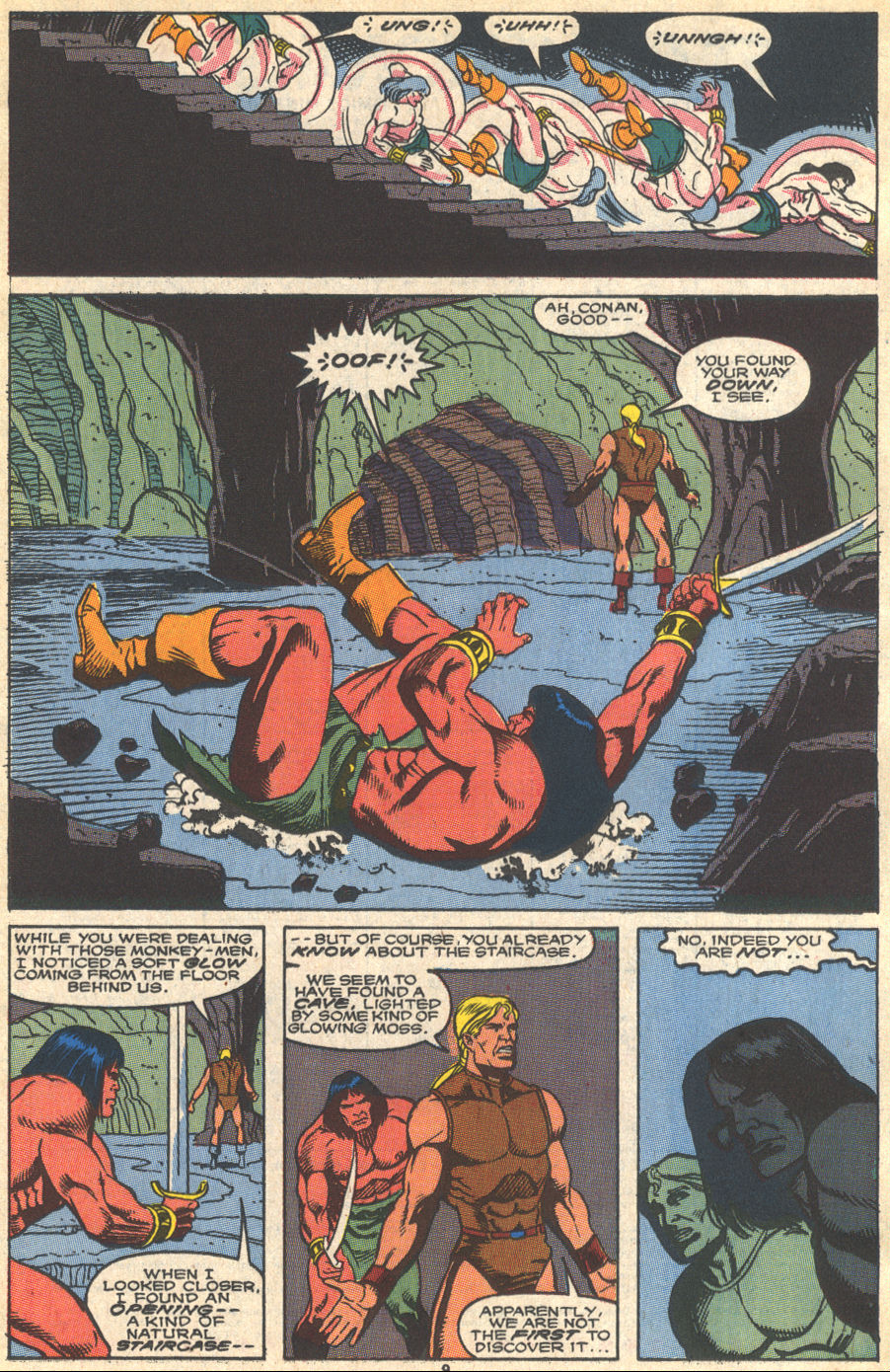 Conan the Barbarian (1970) Issue #229 #241 - English 8