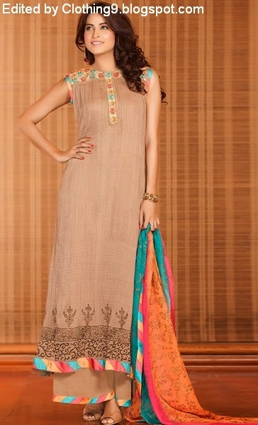 Pakistani Smart and Fancy Day Dresses