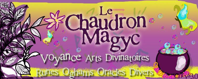 Le Chaudron Magyc