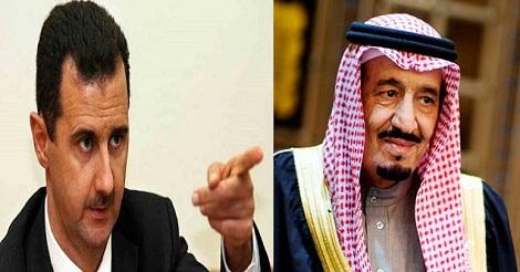 بشار الأسد يصف السعودية وصفا صادما