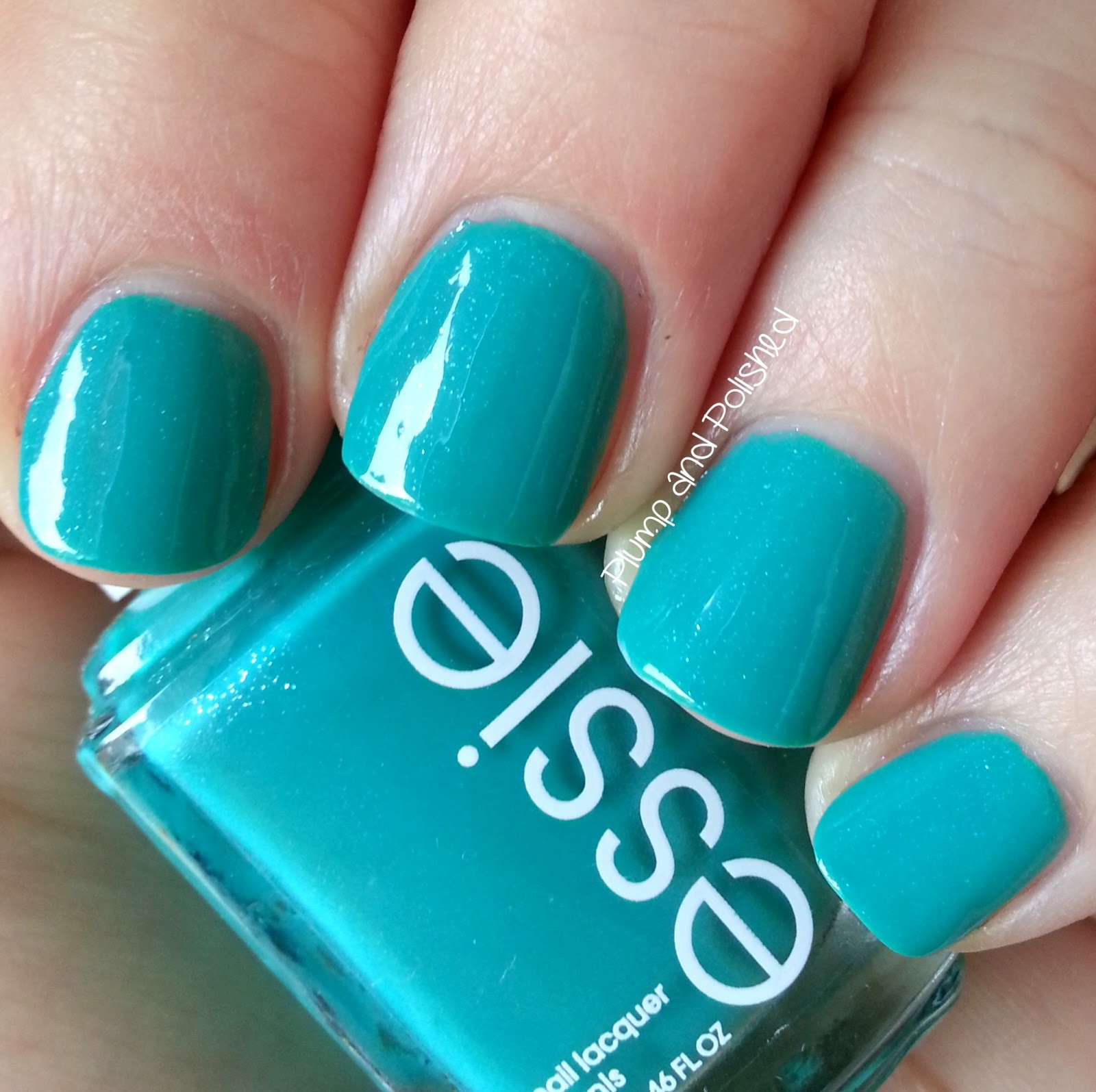 Plump and Polished: Essie Naughty Nautical Summer 2013 Collection