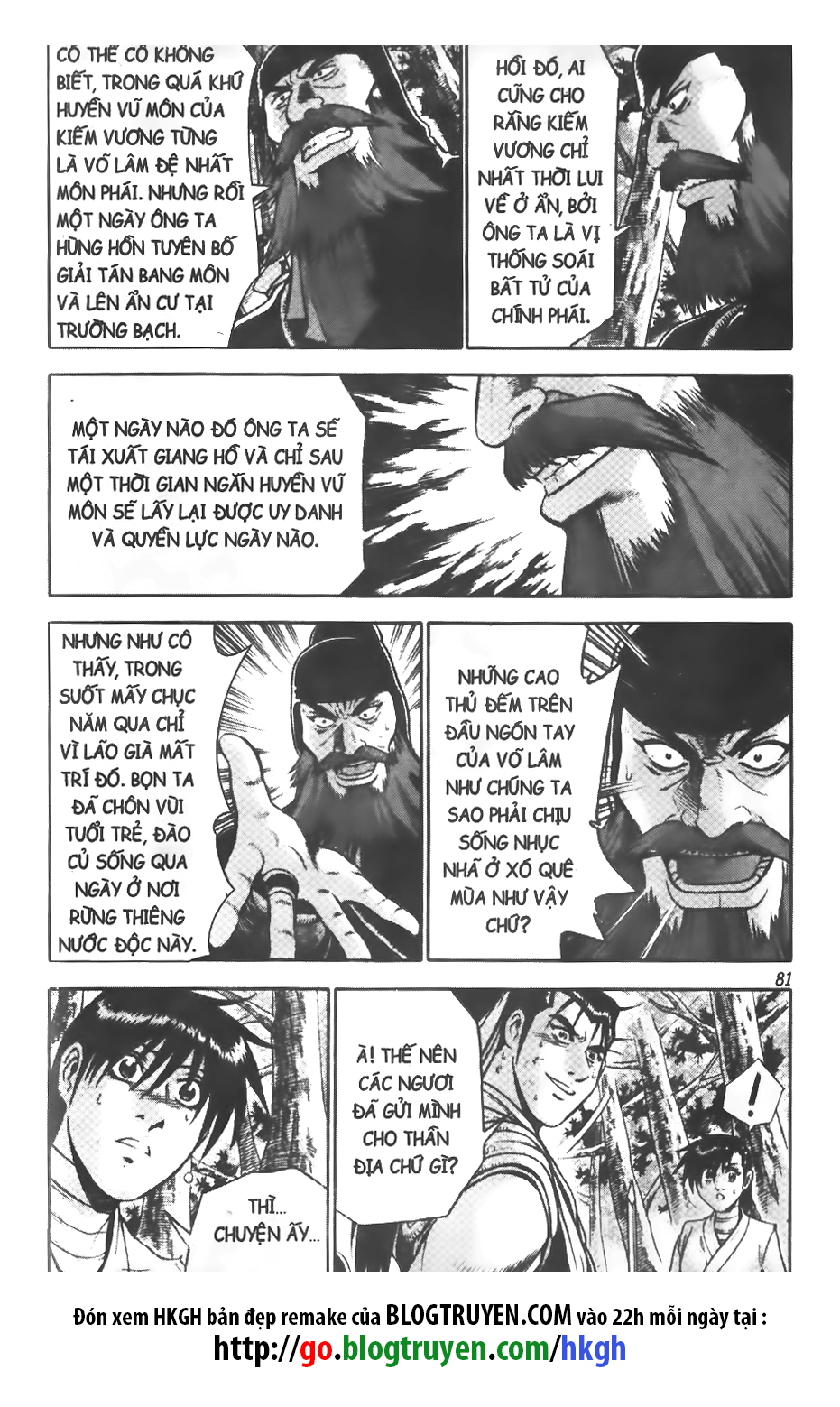 Hiệp Khách Giang Hồ - Hiệp Khách Giang Hồ Chap 319 - Pic 17