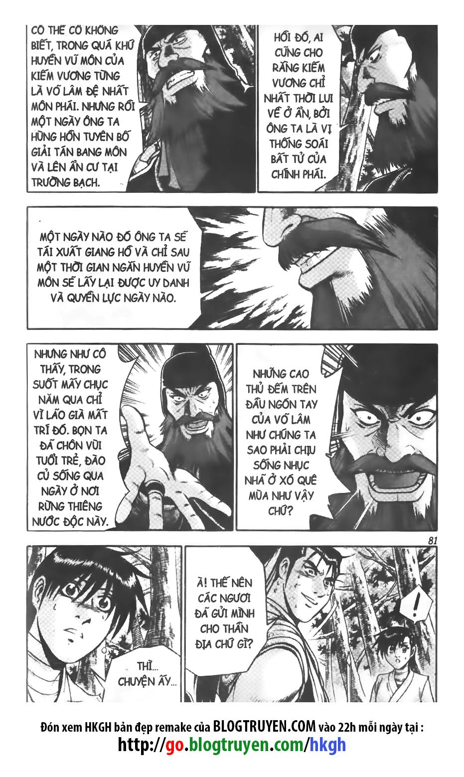 Hiệp Khách Giang Hồ chap 319 Trang 17 - Mangak.info