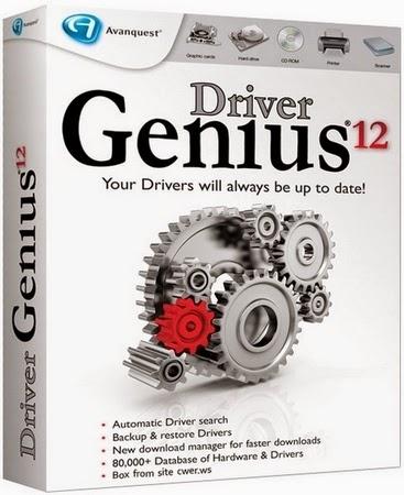 Driver Genius Professional 12.0.0. 1306 full version download