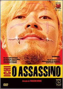Download - Ichi - O Assassino - DVDRip RMVB - Legendado (SEM CORTES)