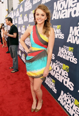 Aimee Teegarden-Prom Dress Inspiration from celebrity dresses at the Red Carpet