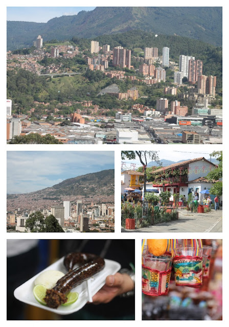 Medellin Colombia, South America - Hispanic Culture - Vacation