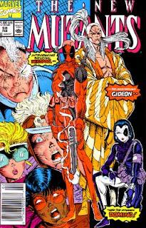 New Mutants #98 image