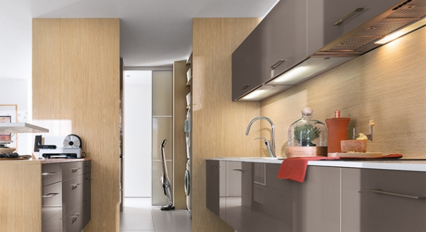 How to make a modern kitchen