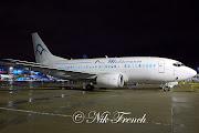 MAN 8th November 2012Air Méditerranée 737500 SXBHR (sx bhr aa)