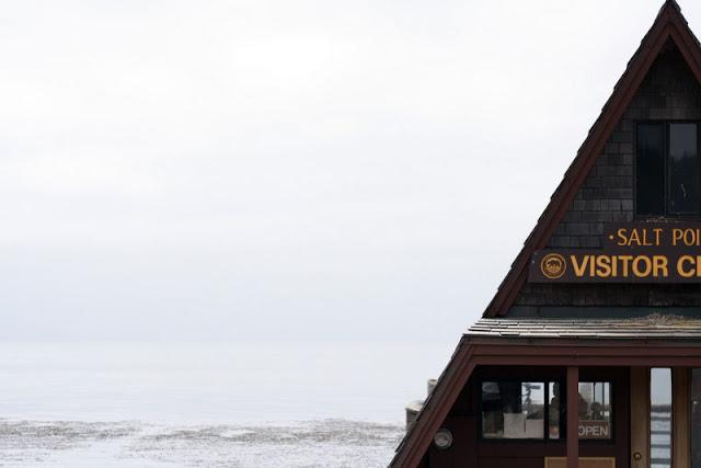 Salt Point State Park visitors center